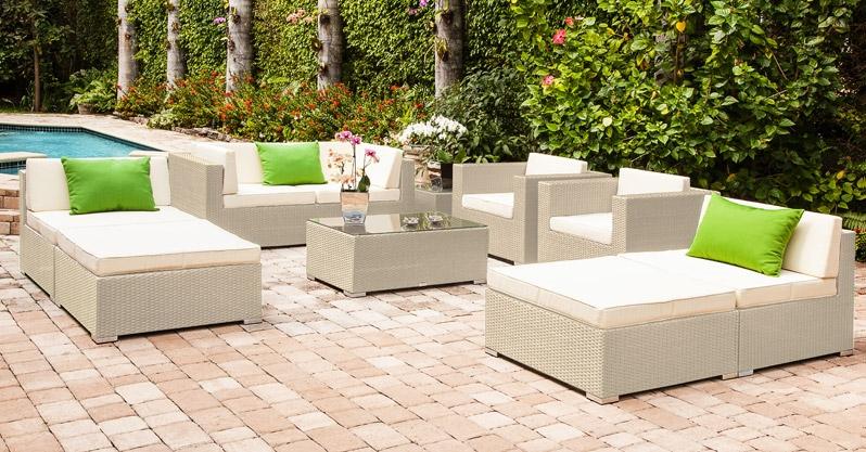 Mh2g Outdoor Furniture Almari Outdoor Sofa Set