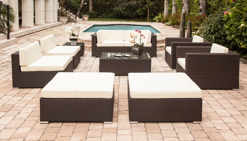 Mh2g - Outdoor Furniture - Almari Outdoor Sofa Set