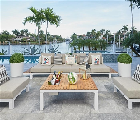 Cori Modern Outdoor Lounging Collection
