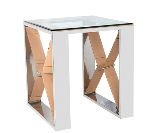Rider's Modern Side Table