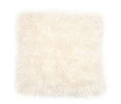 Chic Himalayan Fur Pillow 20""