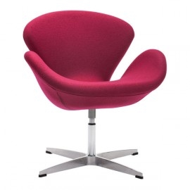 Por Chair in Red