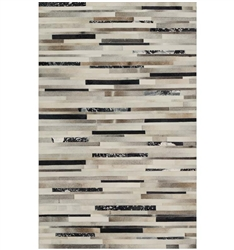 Trail  Modern Cowhide Rug Collection