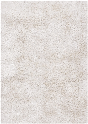 Indore Hand-woven Contemporary Rug White 9x13