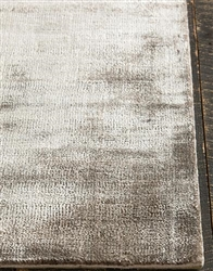 Alida Hand Woven Contemporary Rug Light Brown 5' x 7'6