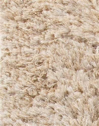 Pune Hand Woven Contemporary Rug Beige