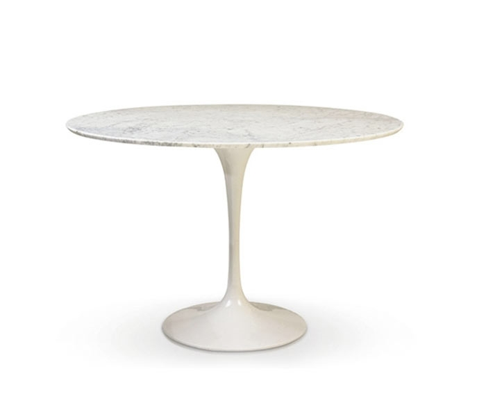 Asti Modern Marble Dining Table