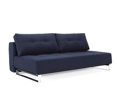 Supremax D.E.L Modern Sofa Modern Bed dance Blue