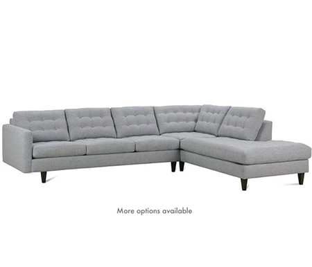 Ardore Custom Fabric Sectional Collection - *Special Order