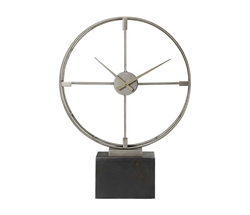Janya Clock Modern Decor
