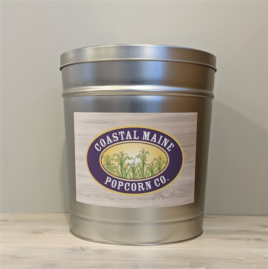 3 5 Gallon Tins Chocolate Sweet Savory Flavors Shipped Free