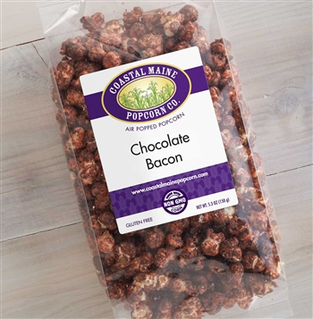 Chocolate Bacon Popcorn