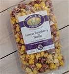 Chocolate Lemon Raspberry Popcorn