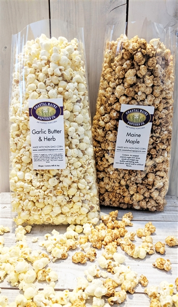 Coastal Maine Popcorn 12 Month Popcorn Club