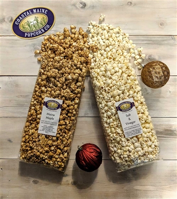 Coastal Maine Popcorn 3 Month Popcorn Club
