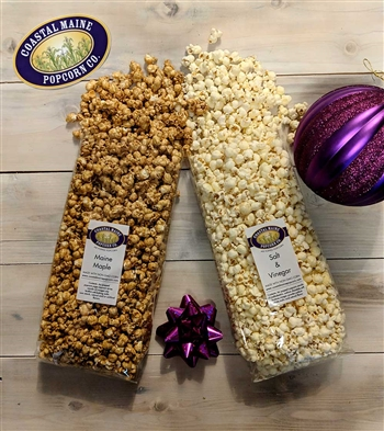 Coastal Maine Popcorn 6 Month Popcorn Club