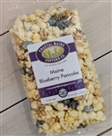 Old Fashioned Butter Popcorn with Maple and Blueberry Popcorn