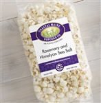 Rosemary & Pink Himalayan Sea Salt Popcorn