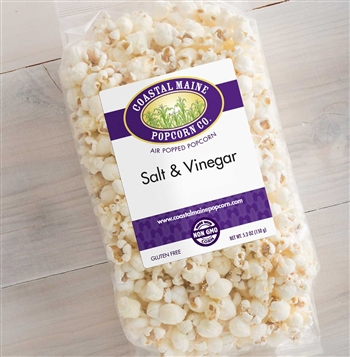 Salt & Vinegar Popcorn