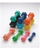 Patterson Medical 081513753 Individual Neoprene Dumbbells