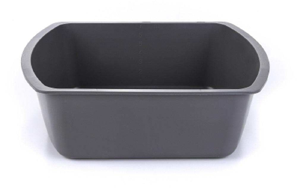 McKesson Wash Basin Plastic 8 Quart Rectangle