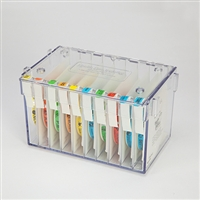 Stack and Connect Label Dispenser, 10 Roll