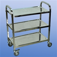 Economy Stainless Steel Cart