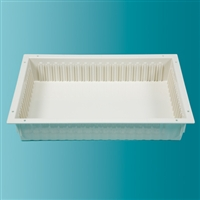 Tray for Easy Exchange System Carts - 4 Inch