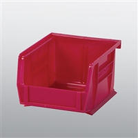 Health Care Logistics 19053 Stack and Hang Bin, Pink - 1 Each