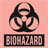 Precision Dynamic Warning Label Timemed Biohazard