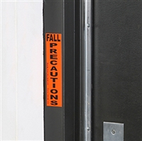 Fall Precautions Magnet