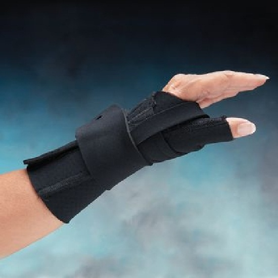 Opinion you comfort cool thumb cmc restriction splint