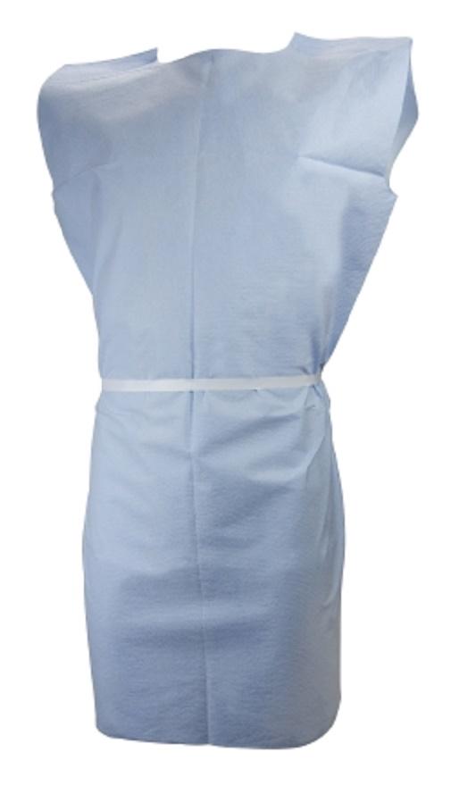 McKesson Pediatric Patient Exam Gown | Disposable Pediatric Gown