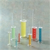 Apothecary Pyrex Metric Single Scale Graduated Cylinder