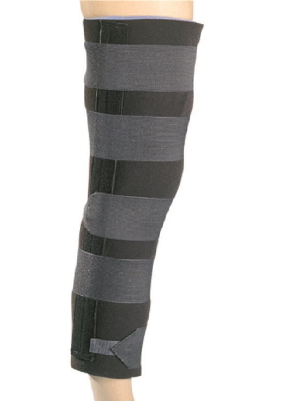 7911cb09a3 DJO Hinged Knee Immobilizer   Best Medical Immobilizer