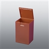 Flip Top Box, Amber, 19 Dram