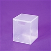 Flip Top Box, Clear, 42 Dram