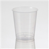 Narrow Graduated Medication Cup, Clear, 400 Pkg.