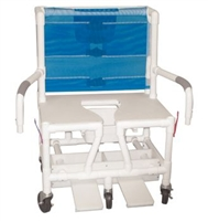 Sammon Preston Swingaway Arms With Shower Chair