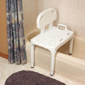 Carex 081123066 Universal Bathtub Transfer Bench Bathtub Transfer Bench