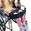 Therapin corporation Wheelchair Knee and Thigh Straps 653701