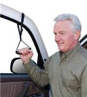 AliMed Car Caddie Easily Attaches to Window Frame, Qty : 1 Each