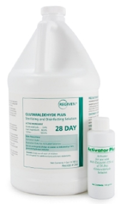 McKesson Glutaraldehyde High Level Disinfectant Solution