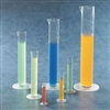 Apothecary  29264 Transparent & Autoclavable Graduated Cylinder - 10 ml