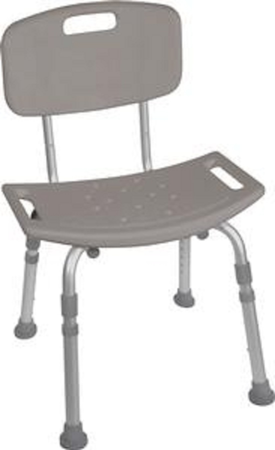 Drive Medical FG12202KD4 Deluxe K.D. Aluminum Bath Bench with Tool ...