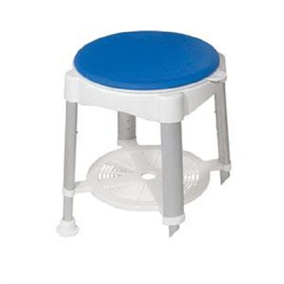 Drive Medical Fgrtl12061 Bath Stool With Padded Rotating