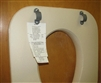 Medline G222-0716 RPO Seat Pads,Beige 98204 , W / Hardware
