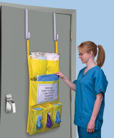 Divine Medical 17677 Personal Protection Door Caddy 1 count  sc 1 st  Devine Medical & Divine Medical 17677 Personal Protection Door Caddy | Door Caddy