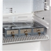 HCL 18538 Stackable Locking Refrigerator