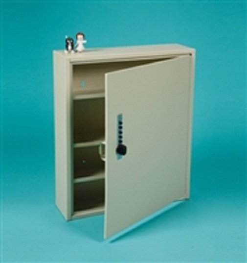 Health Care Logistics Narcotic Cabinet With Simplex Push Button Lock-1 Each